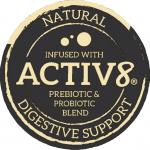 Activ8 logo