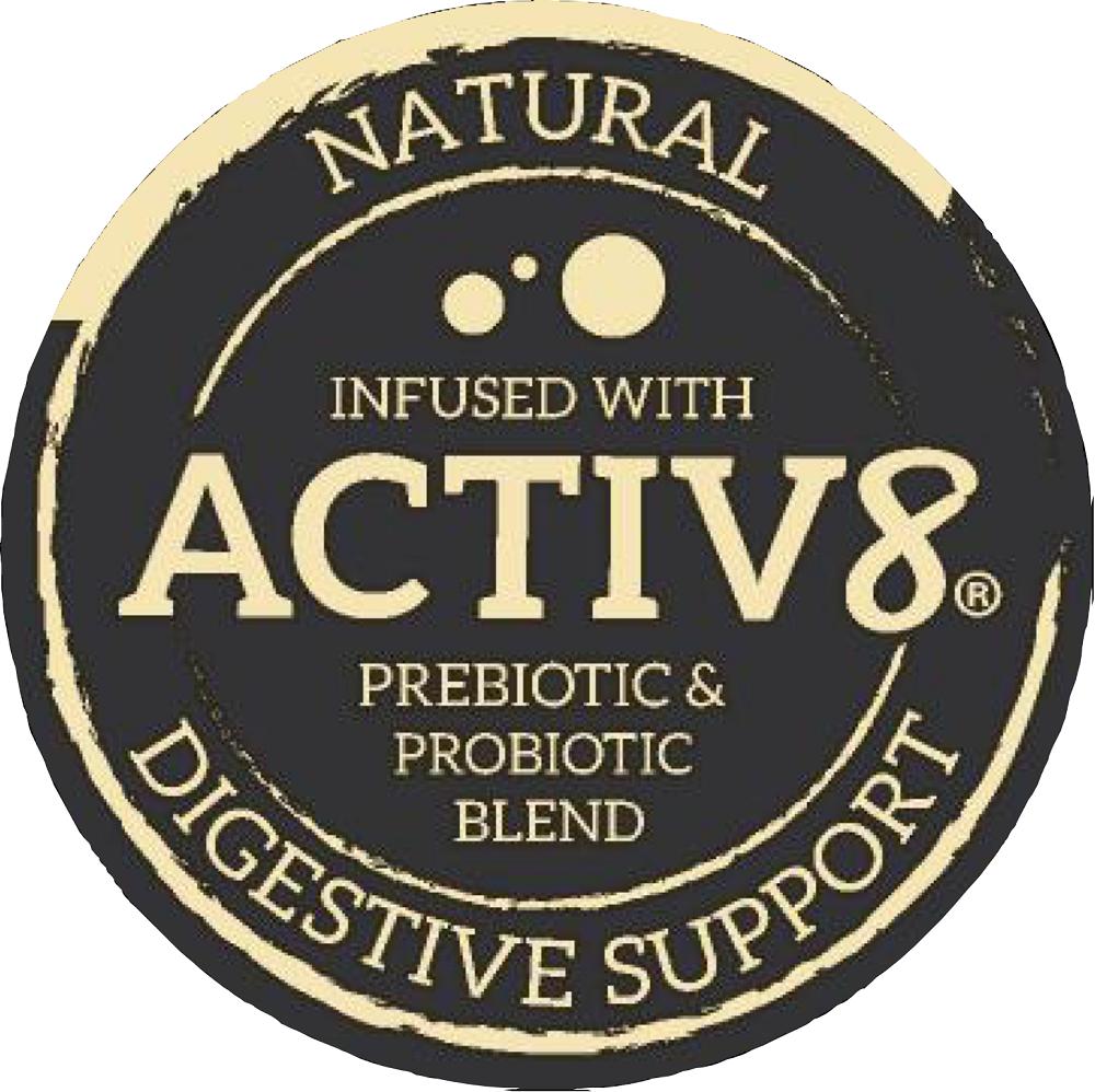 Activ8 Digestive Support Logo